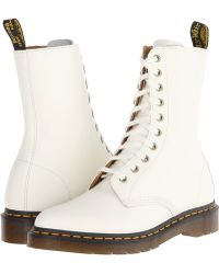 Dr. Martens Alix 10-Eye Zip Boot - Lyst
