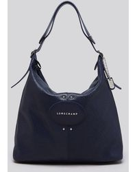 Longchamp Hobo - Quadri - Lyst
