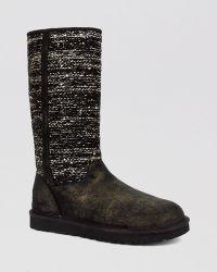 Ugg Ugg® Australia Cold Weather Boots - Camaya Sequin Tall - Lyst