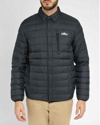 Penfield   Black Naklin Pr Small Collar Down Jacket   Lyst