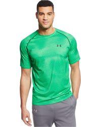 Under Armour Tech Short Sleeve T-Shirt - Lyst