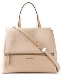 Givenchy Large 'Pandora' Shoulder Bag - Lyst