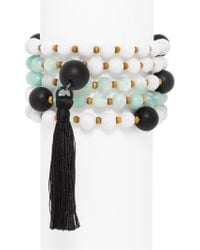 BaubleBar - Bali Wrap Bracelet - Lyst