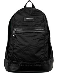 Diesel Backpack - X01309Ps711 On The Road Twice New Ride - Backpack black - Lyst