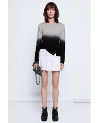 Zadig & Voltaire Miss Deluxe C Sweater - Lyst