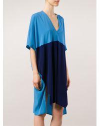 Zero + Maria Cornejo - Loose Fit Kaftan Dress - Lyst