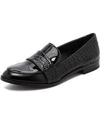 Steve Madden X Peace Love Shea Ventura Loafers  Black Multi - Lyst