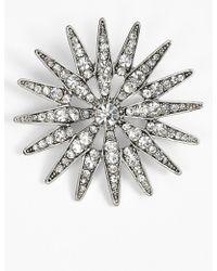 Nina 'Jadira' Star Statement Pin - Lyst