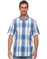 The North Face Short Sleeve Delridge Shirt - Lyst