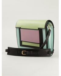 Pierre Hardy Square On Square Clutch - Lyst