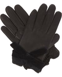 The Kooples - Leather Gloves - Lyst