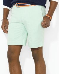 Ralph Lauren Polo Hudson Oxford Shorts - Classic Fit - Lyst