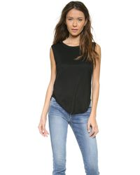 Benjamin Jay - Shred Tank - Heather - Lyst