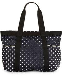 LeSportsac - Zip Top Duffle Bag - Lyst