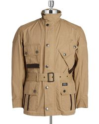 Barbour Utility Jacket - Lyst