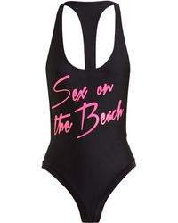 Filles A Papa Sex On The Beach Swimsuit - Lyst