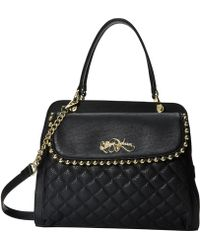 Betsey Johnson Betseys Ball  Chain Satchel - Lyst