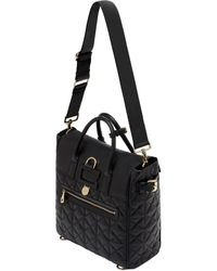 Mulberry - Large Cara Delevingne Quilted Nappa Bag - Lyst