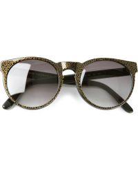 Vintage Shades - Pantos Lafonte Model Sunglasses - Lyst
