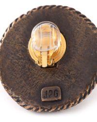 Jean Paul Gaultier - Enamel Earrings - Lyst