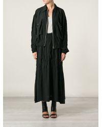 Issey Miyake Vintage Skirt and Jacket Set - Lyst