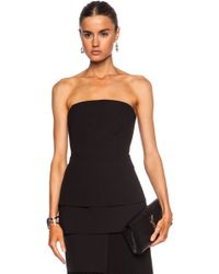 Camilla & Marc Whistler Poly Bustier - Lyst