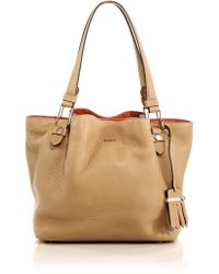 Tod's Flower Small Tote - Lyst