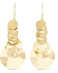 Ippolita Glamazon Spotlight 18-karat Gold Earrings