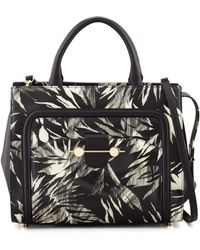 Jason Wu Daphne 2 Tropical Print Tote Bag - Lyst