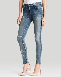 Citizens Of Humanity Jeans - Rocket High Rise Skinny in Starry Light - Lyst