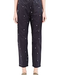 Kowtow - Going In Circles Print Trousers - Lyst