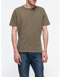 Need Supply Co. Short Sleeve Tee In Olive - Lyst