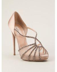 Valentino Platform Sandal - Lyst