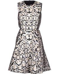 Giambattista Valli Short Dress - Lyst