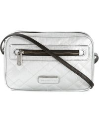 Marc By Marc Jacobs Metallic Shoulder Bag - Lyst