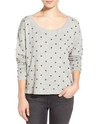 Plenty by Tracy Reese - Studded Sweatshirt - Lyst