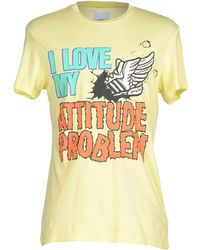 Jeremy Scott for adidas - T-shirt - Lyst