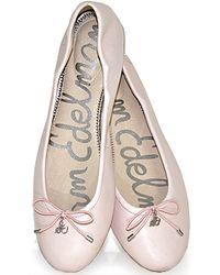 Sam Edelman Felicia - Ballet Flat - Lyst
