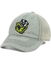 Adidas Michigan Wolverines Vault Easy Mesh Flex Cap - Lyst