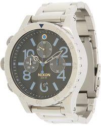 Nixon The 48-20 Chrono - The Future Clash Collection - Lyst