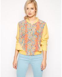 Dress Gallery - Pineapple Silk Jacket - Lyst
