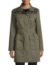Canada Goose jackets replica discounts - Canada goose Camp Hooded Jacket in Black (Black/Graphite) | Lyst