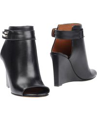 Givenchy Ankle Boots - Lyst