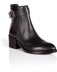 Alexander Wang Leather Martine Boots - Lyst