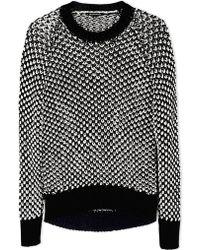 Ann Demeulemeester | Crewneck Sweater | Lyst
