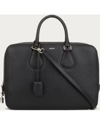 Bally Bond Medium Tote  - Black
