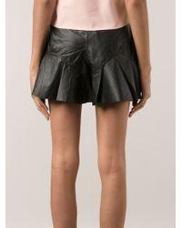 Shakuhachi Frill Shorts - Lyst