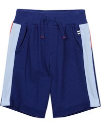 Splendid - Colorblock Jersey Shorts - Lyst