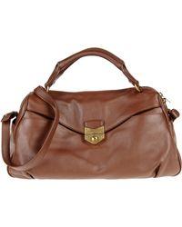 Yves Saint Laurent Rive Gauche Handbag - Lyst