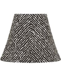 House of Holland Jac Dolly Skirt black - Lyst